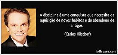 Carlos Hilsdorf - Escritor e Palestrante brasileiro